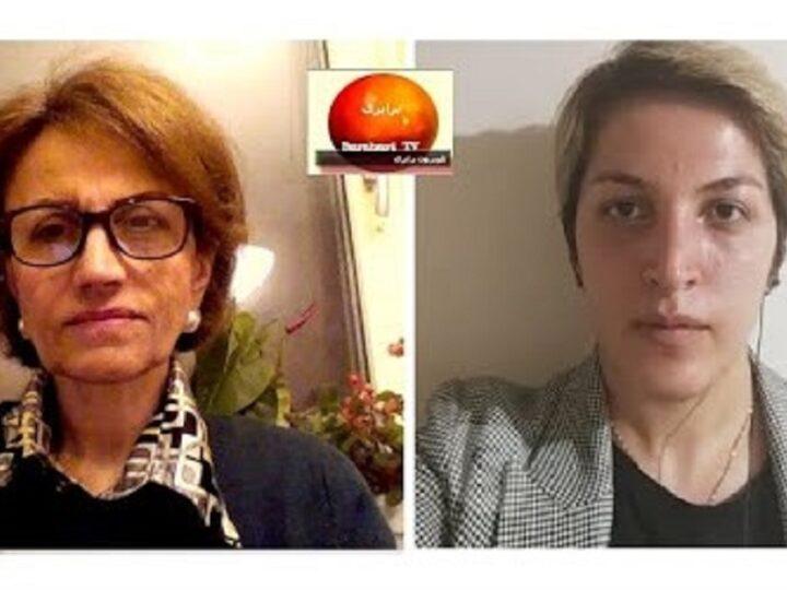 گفتگو با فرشته تاج میری همسر افشین سهراب زاده پناهنده ایرانی در حال دیپورت از ترکیه