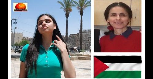 گفتگوی فریدا آفاری با بودور حسن فعال سوسیالیست فمینیست فلسطینی – به زبان انگلیسی