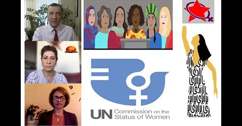 """رسوایی عضویت رژیم ایران در """"کمیسیون مقام زن"""" در سازمان ملل، گفتگو با نوشین شفاهی و مهرآفاق مقیمی"""