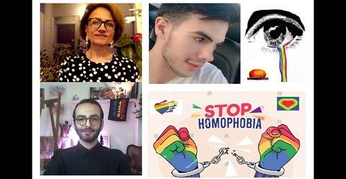 گفتگو با یاور خسروشاهی کنشگر دگرباش درباره قتل علیرضا فاضلی و روز جهانی مقابله با هوموفوبیا