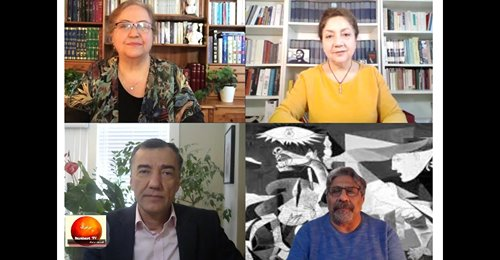 نمایش انتخابات در ایران از منظر چپ – میزگرد دوم با افسانه پویش، صدیقه محمدی و ناصر پیشرو