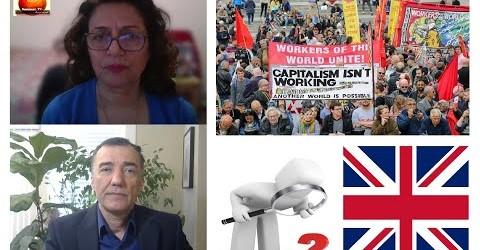نگاهی به معیشت و زندگی مردم در بریتانیا و تاریخ جنبش کارگری آن در گفتگو با ناهید ناظمی