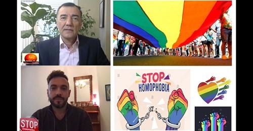 روز جهانی مقابله با هوموفوبیا، گفتگو با کاوه کرمانشاهی کنشگر کوئیر فمنیستِ کرد و فعال حقوق بشر