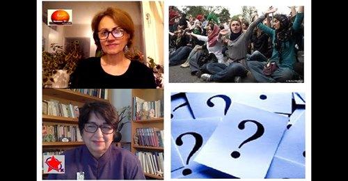 درباره عضویت رژیم اسلامی ایران در کمیسیون زنان سازمان ملل؟! گفتگوی مهرآفاق مقیمی با الهه امانی