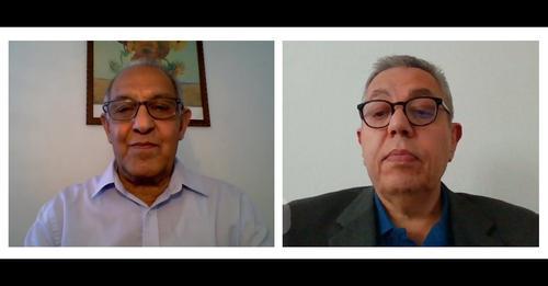 """نگاه روز: """"انتخابات"""" ایران و جنبش تحریم، برنامه ای از بیژن سعیدپور و ابراهیم آوخ"""