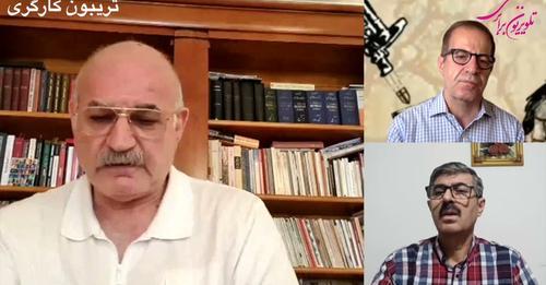 تریبون کارگری :همزمانی شورشهای شبانه مردمان خوزستان و اعتصاب کارگران نفت، نوید دوره ی تازه ایست