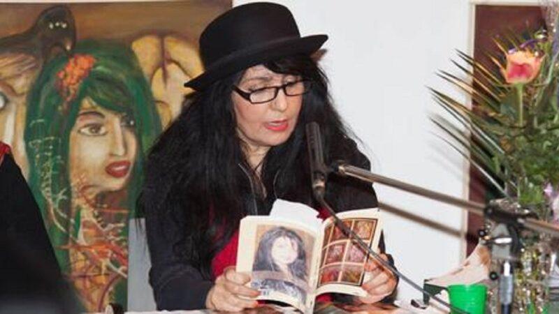 نگاهی به زندگی و کارهای شهلا آقاپور شاعر، نقاش، مجسمه ساز و عضو هیات دبیران کانون نویسندگان در تبعید