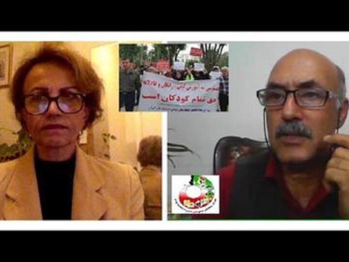گفتگو با رسول بداقی عضو شورای هماهنگی تشکلهای صنفی فرهنگیان ایران درباره خواستها و مبارزات معلمان