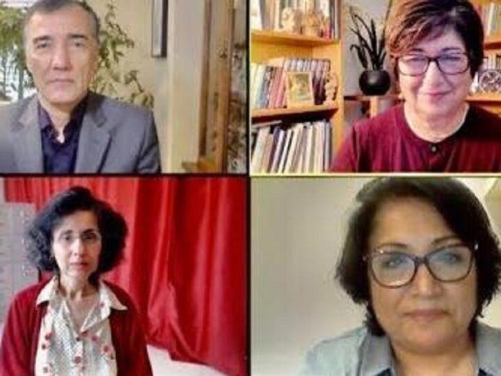 جنبش زنان افغانستان و ایران، مسایل مشترک، پیوند متقابل، با: کبرا سلطانی، الهه امانی و فریدا آفاری