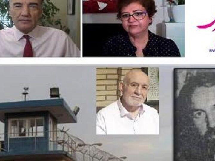 درباره کارنامه حاج داوود رحمانی جنایتکار، گفتگو با مینا زرین زندانی سیاسی سابق